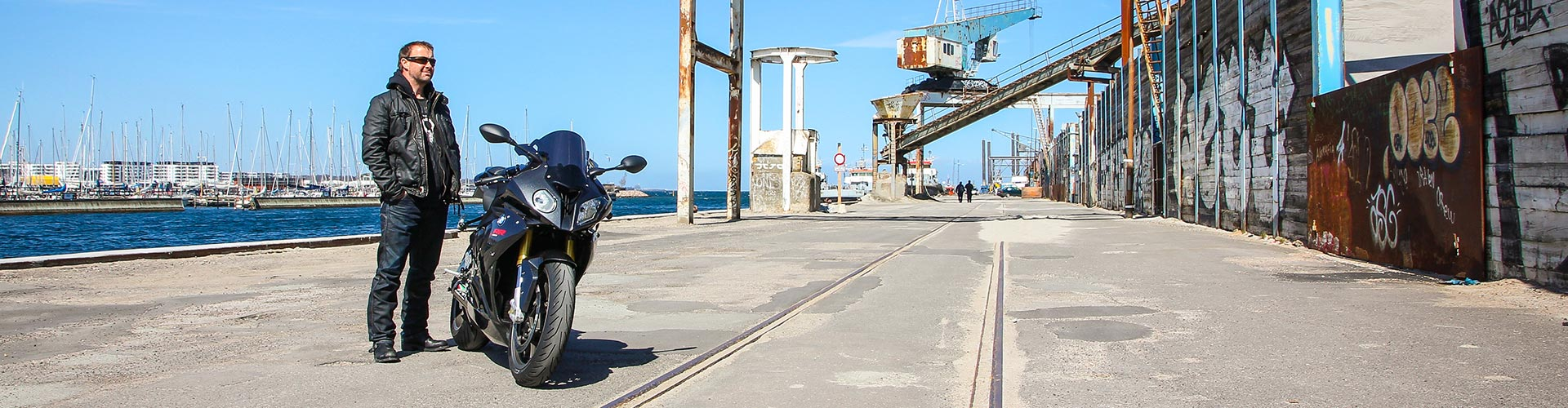 DISCOVER DENMARK BY MOTORCYCLE
